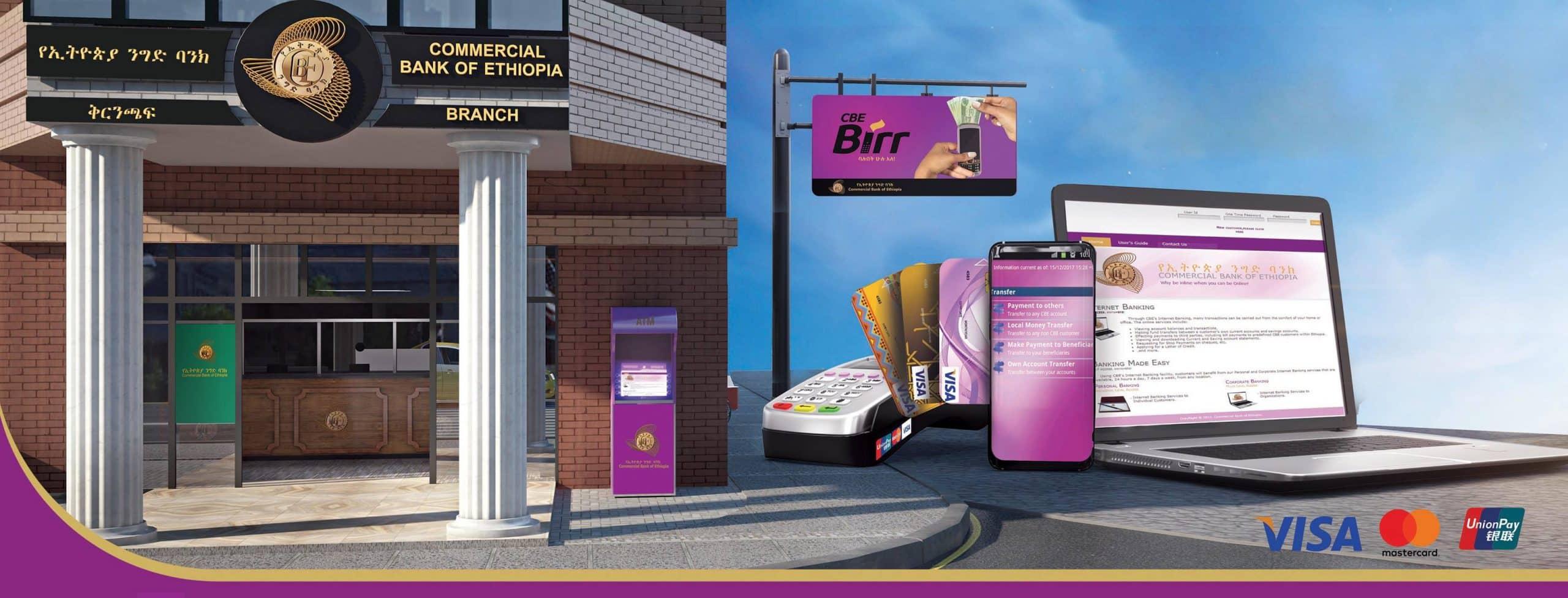 Commercial Bank Of Ethiopia Cbe